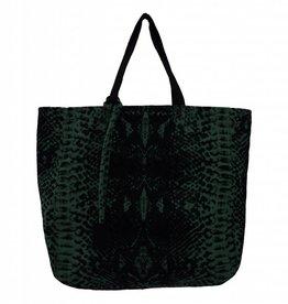 Denim Bag Green