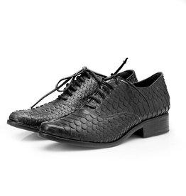 Python Shoes Black