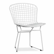 Bertoia Side Chair Wit