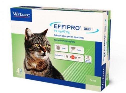 Effipro Effipro DUO Spot-on Katze