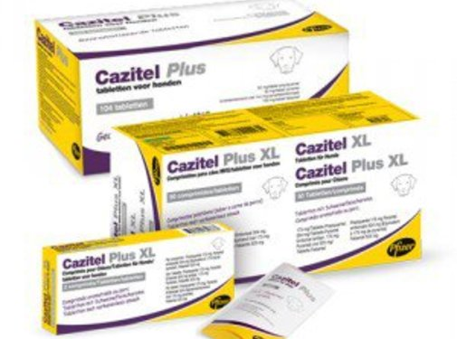 Cazitel Cazitel Plus Tabletten