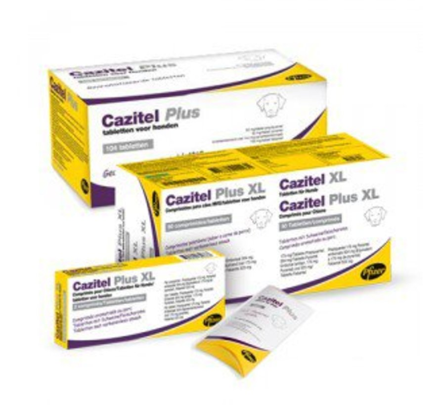 Cazitel Plus Tabletten