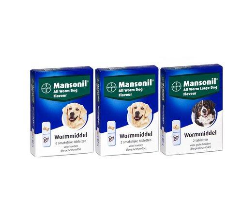 Mansonil Mansonil All Worm Dog