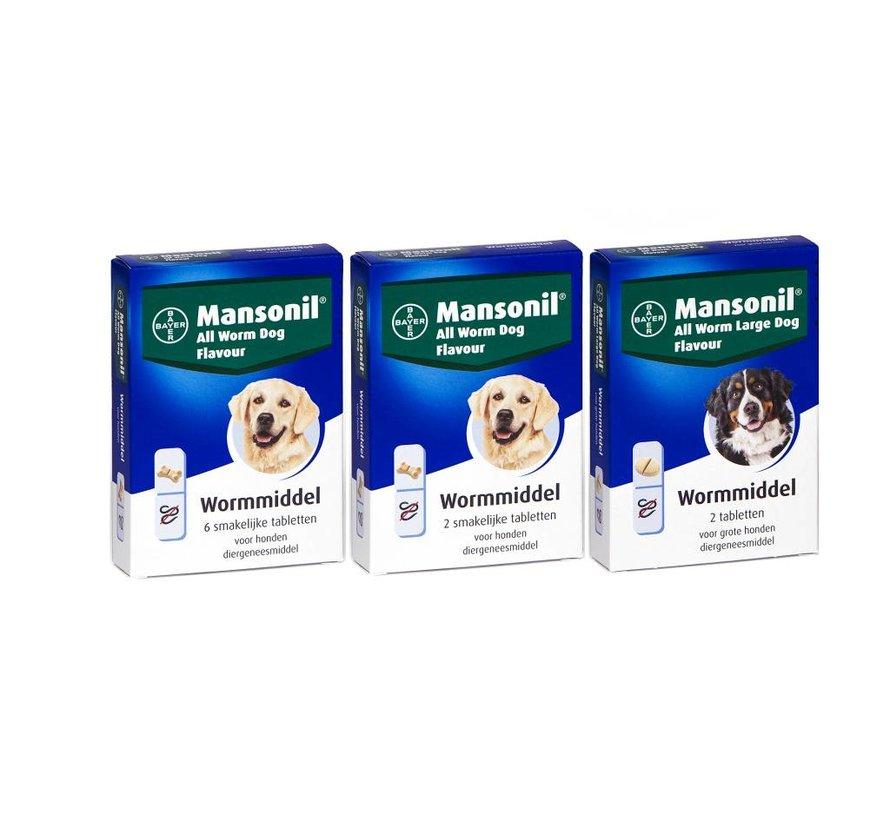 Mansonil All Worm Dog