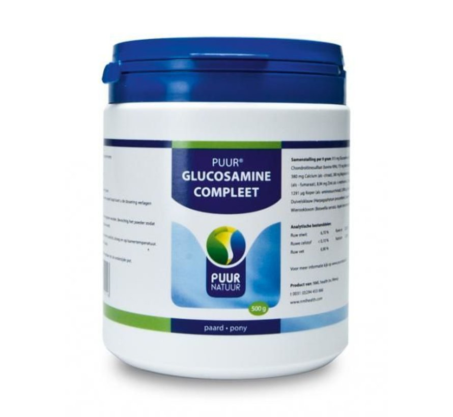 PUUR Glucosamine Complete Horse