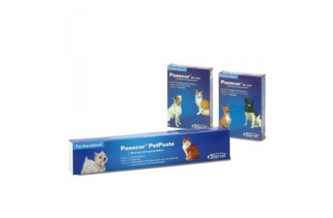 Panacur giardia perros - Férgek heringkezelésben