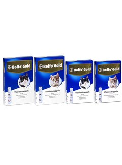 Bolfo Bolfo Gold Cat