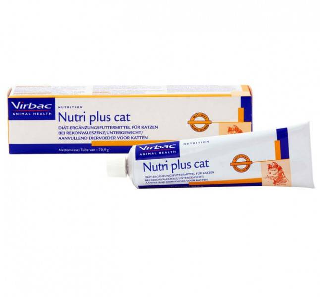 Nutri-plus Cat
