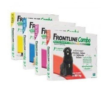 Frontline Frontline Combo Dog