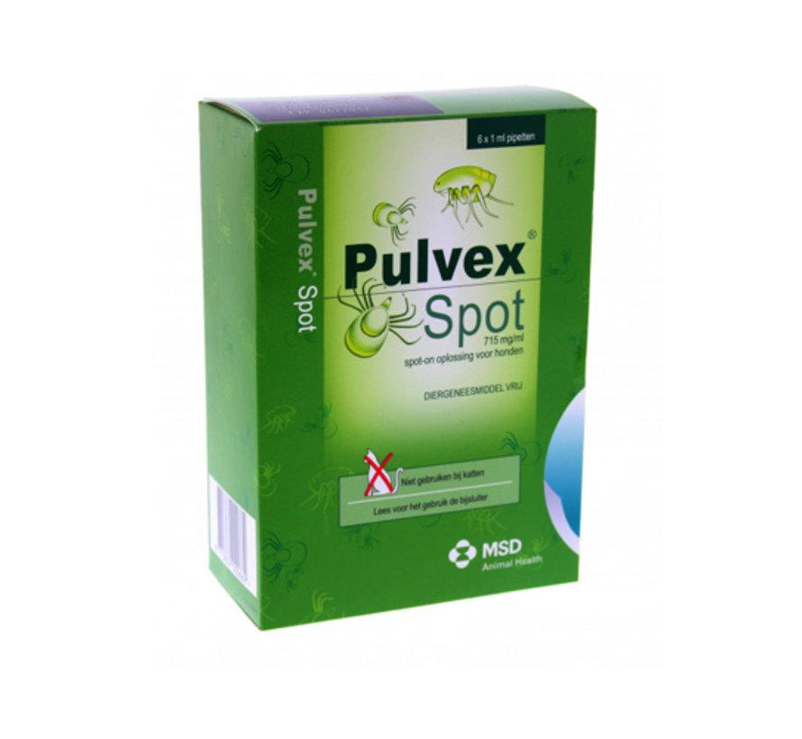 Pulvex Spot-On Dog