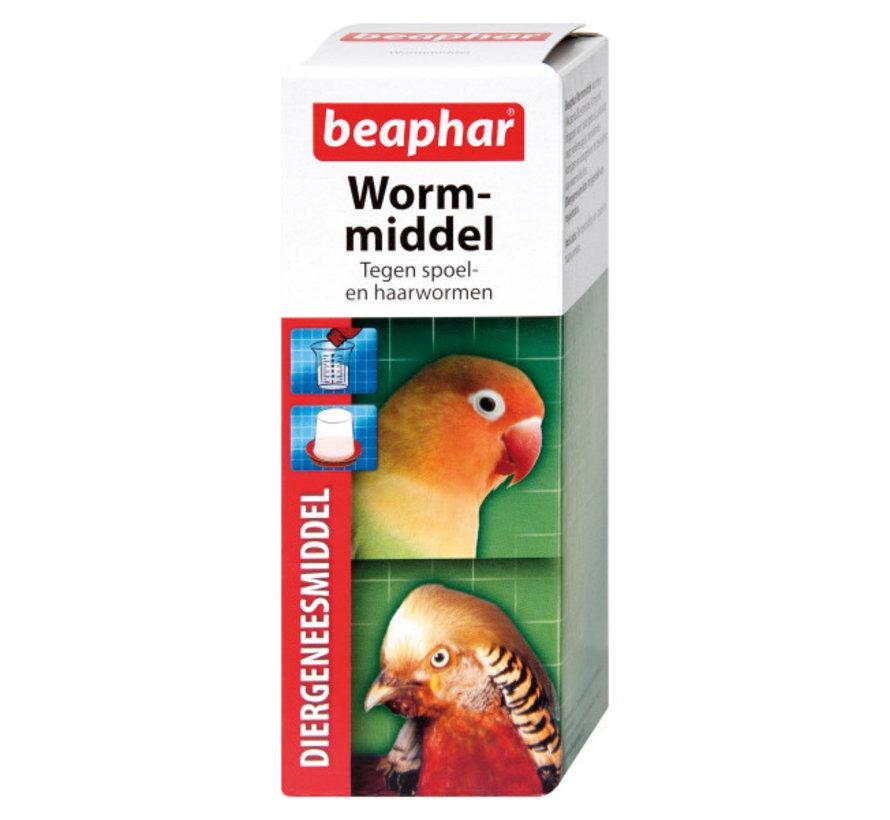 Bird Wormer