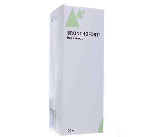Bronchofort Bronchofort Cough Syrup
