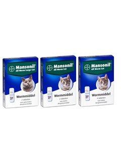 Mansonil Mansonil All Worm Cat