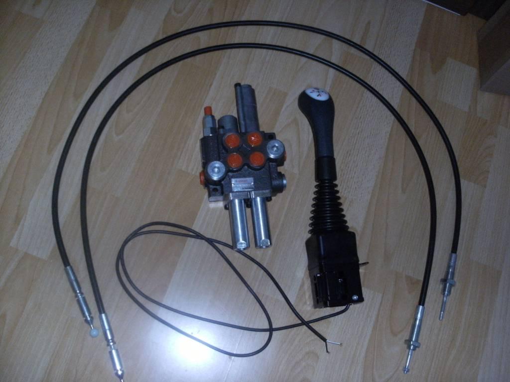 Frontlader kit p40 1xdw & 1x ew www.amp handel.de