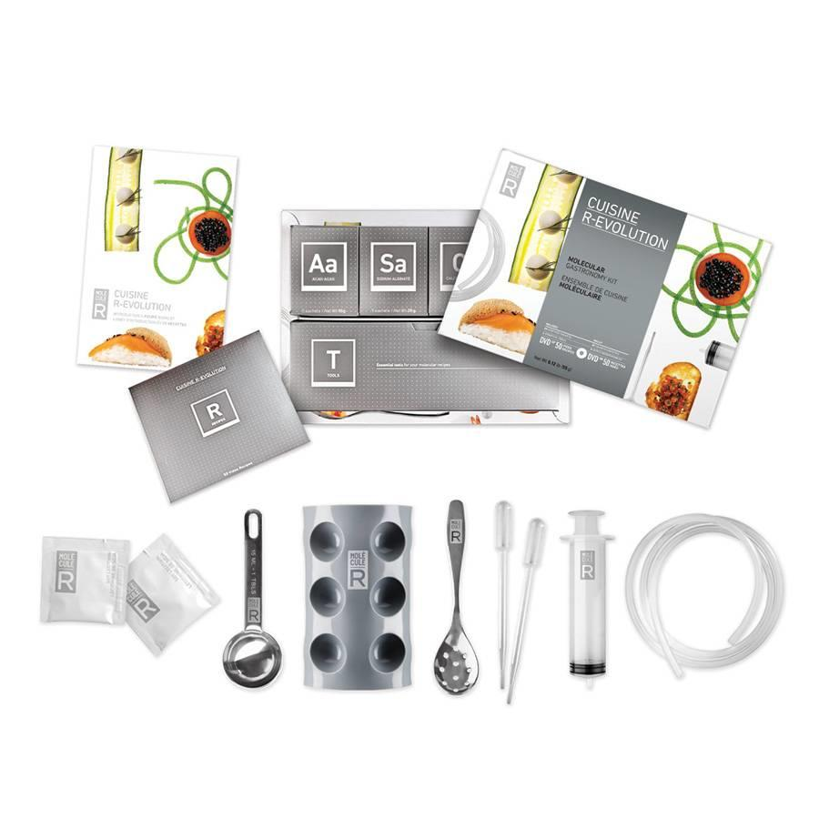 Moleculair Koken Voordeelpakket-3