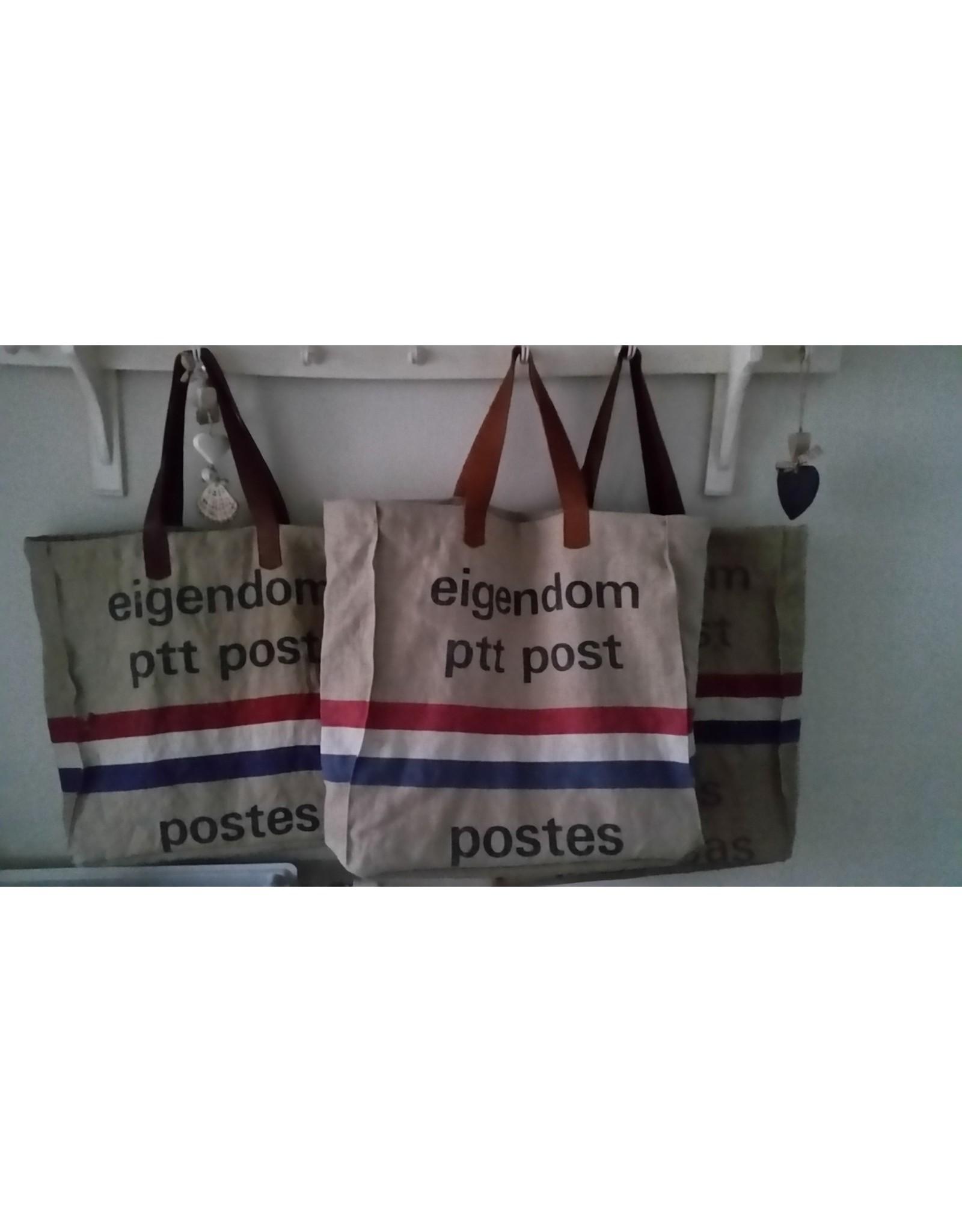 Guinevere Strandtas, boodschappentas, ptt postzak