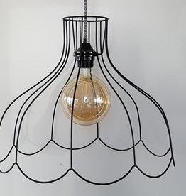 Draadlamp frame