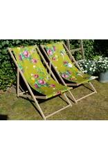 Guinevere Vintage strandstoel Quimper