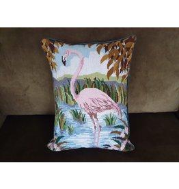 Guinevere Woonkussen Flamingo