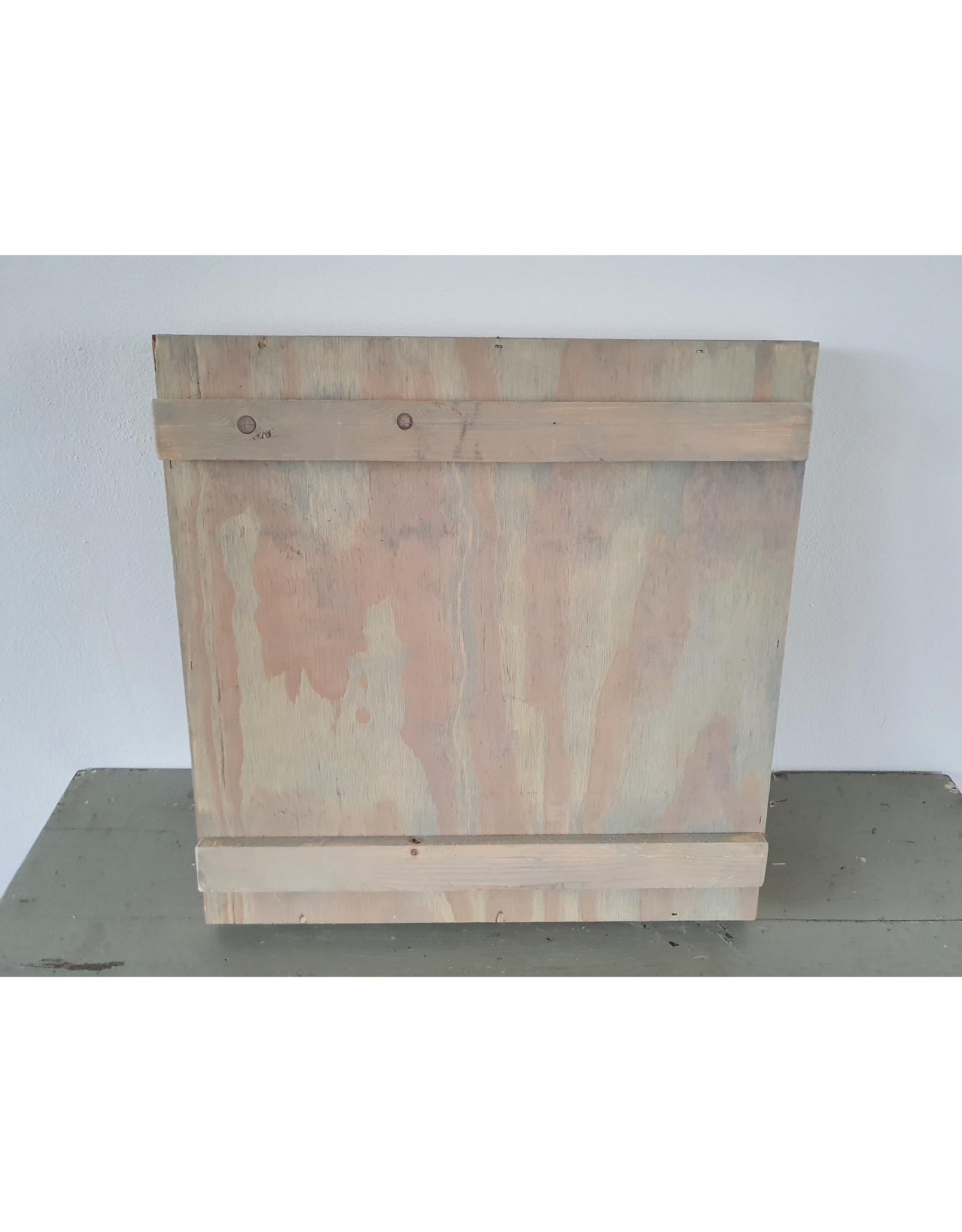 Guinevere Dienblad van sloophout