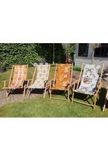 Strandstoel vintage Benodet