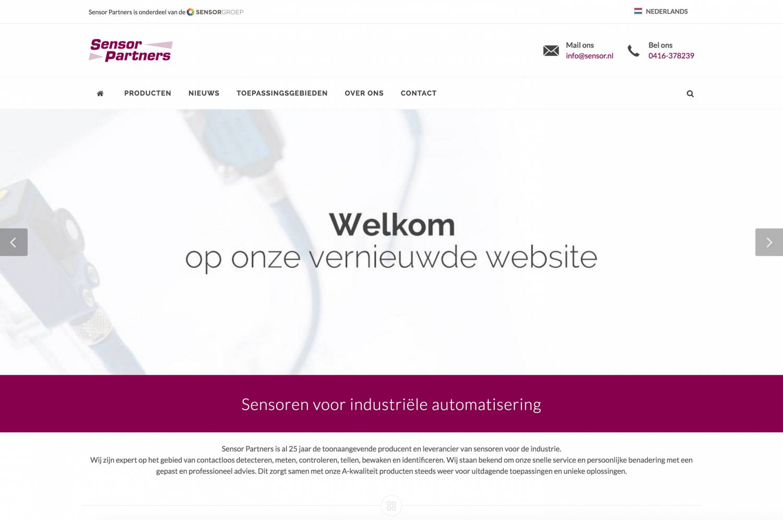Vernieuwde website online