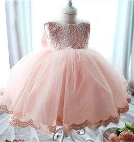 Meisjeskleding Feestjurk Lena - roze