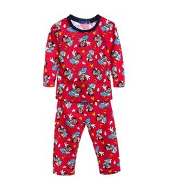 Jongenspyjama's Mickey Mouse Pyjama - rood