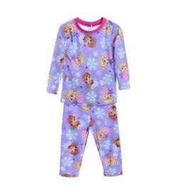 Meisjespyjama's Frozen Pyjama - paars