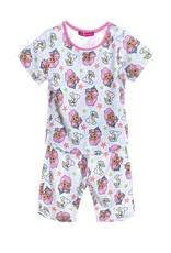 Meisjespyjama's Bubble Guppies Meisjes Pyjama - wit / roze