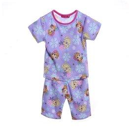 Meisjespyjama's Frozen Pyjama 2 - paars