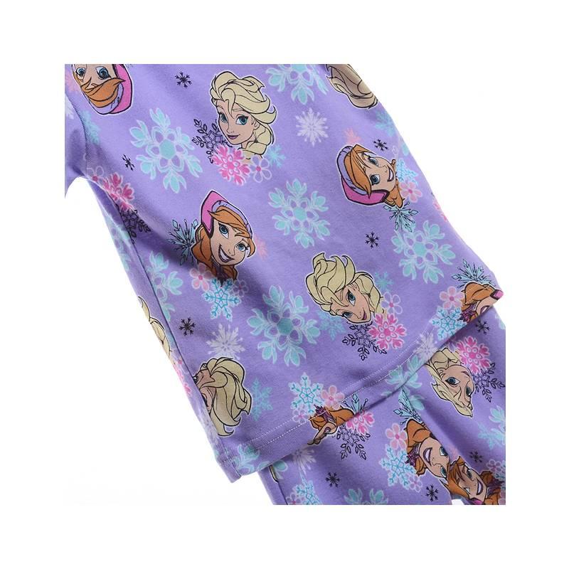 Meisjespyjama's Frozen Meisjes Pyjama 2 - paars
