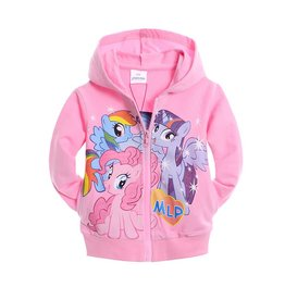 Meisjeskleding My Little Pony Sweatvest - roze