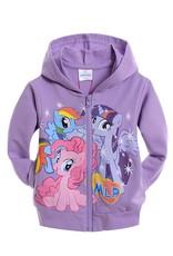 Meisjeskleding My Little Pony Meisjes Sweatvest - paars