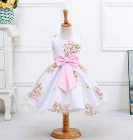 Meisjeskleding Feestjurk Sofia - roze