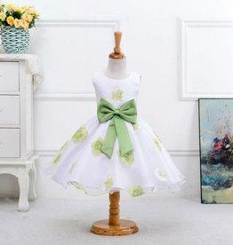Meisjeskleding Feestjurk Sofia - groen