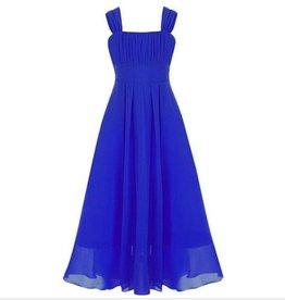 Meisjeskleding Feestjurk Lilly - blauw