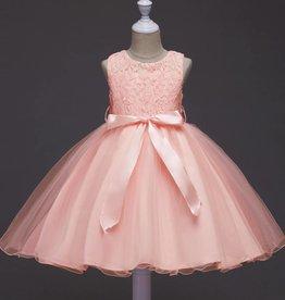 Meisjeskleding Feestjurk Romy - roze