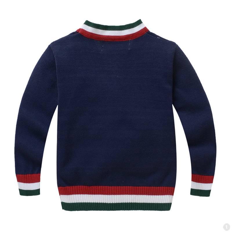 Jongenskleding Abercrombie en Fitch Jongens Vest - blauw