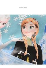 Meisjeskleding Frozen Meisjes Sweater - lichtblauw