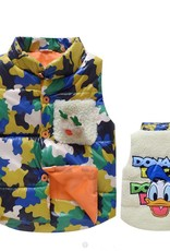 Jongenskleding Donald Duck Jongens Bodywarmer