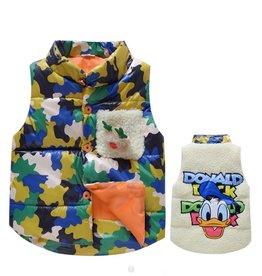 Jongenskleding Donald Duck Bodywarmer