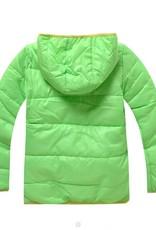 Jongenskleding Jongensjas - groen