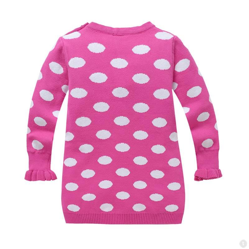Meisjeskleding Hello Kitty Meisjes Trui - roze