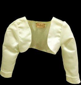 Meisjeskleding Bolero - gebroken wit
