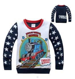 Jongenskleding Thomas en Vrienden Sweater - donkerblauw