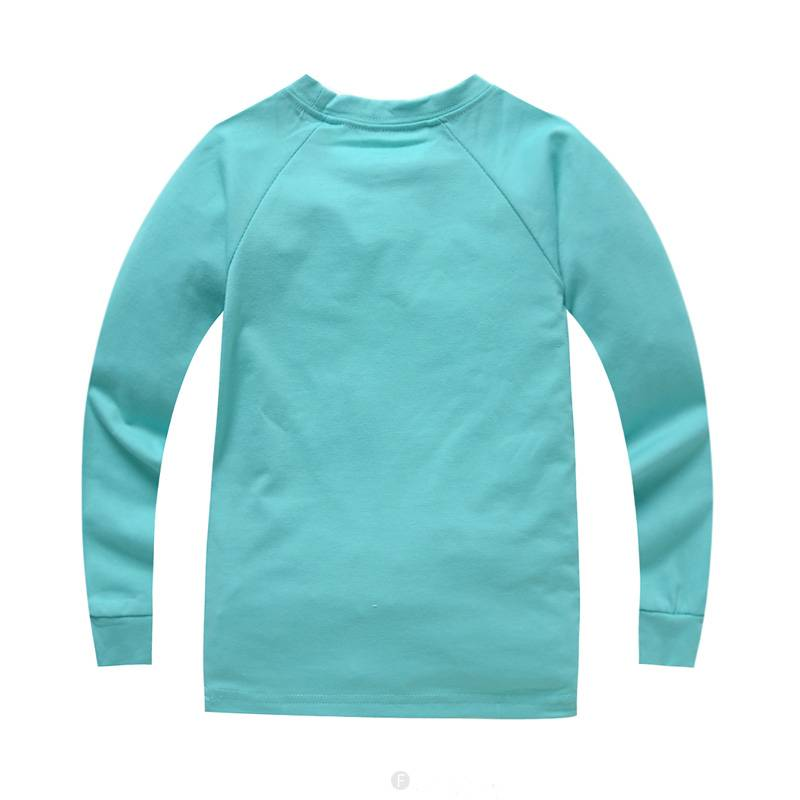 LaraModa Frozen Meisjes Pyjama - blauw / groen