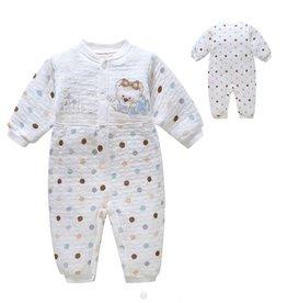 Babykleding Baby Beertje Boxpakje - wit