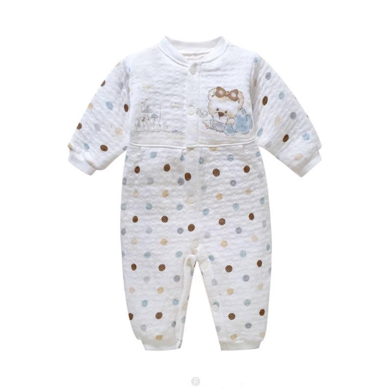 Babykleding Baby Beertje Jongens en Meisjes Boxpakje - wit