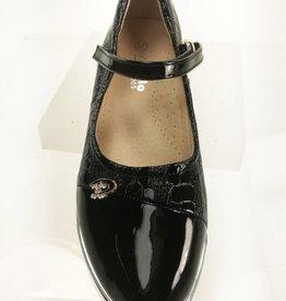 Meisjesschoenen Meisjesschoen - lak - zwart